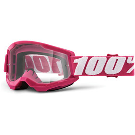 100% Strata Anti-Fog Goggles Gen2 fletcher/clear